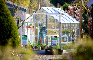 Green Houses Image
