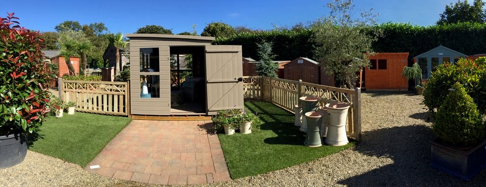 Garden Sheds Jersey Channel Islands the fencing centre jersey